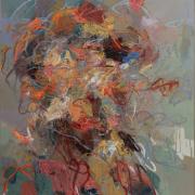 karya cat minyak diatas kanvas